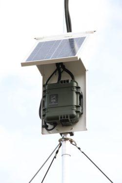 MCC White Box mast mounting.