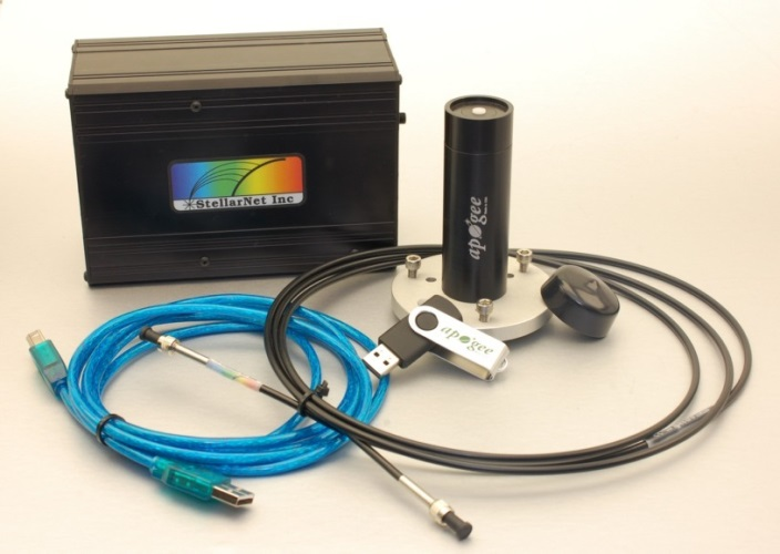 PS-200 UV to VIS Spectroradiometer