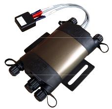 HRM Sap Flow Meter Test Block