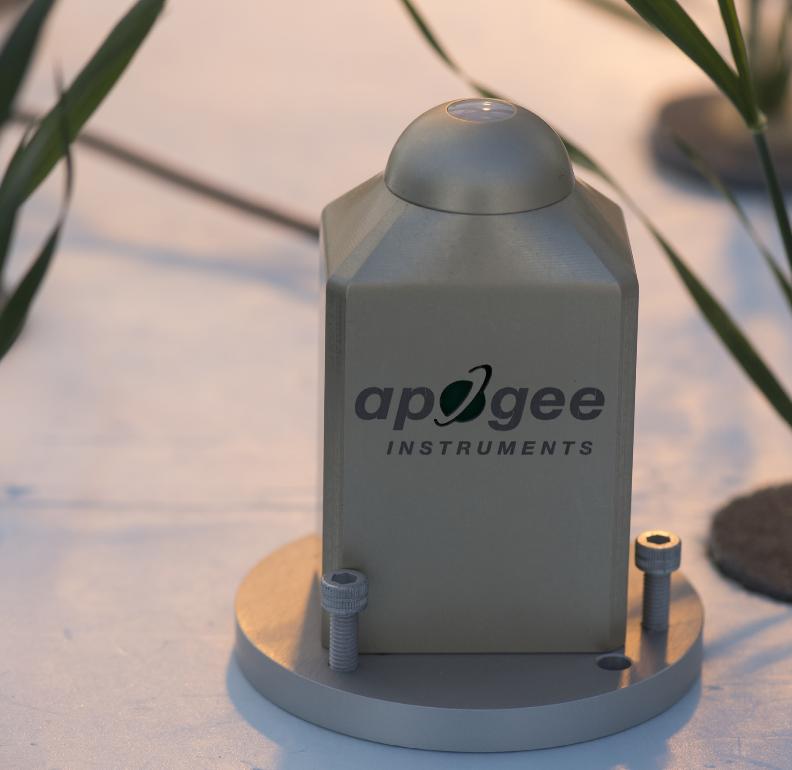 Apogee SS-120 Spectroradiometer